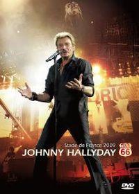 Cover Johnny Hallyday - Tour 66 (Stade de France 2009) [DVD]